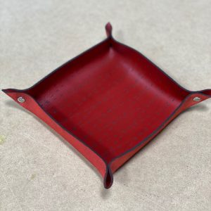 Valet Tray – Red